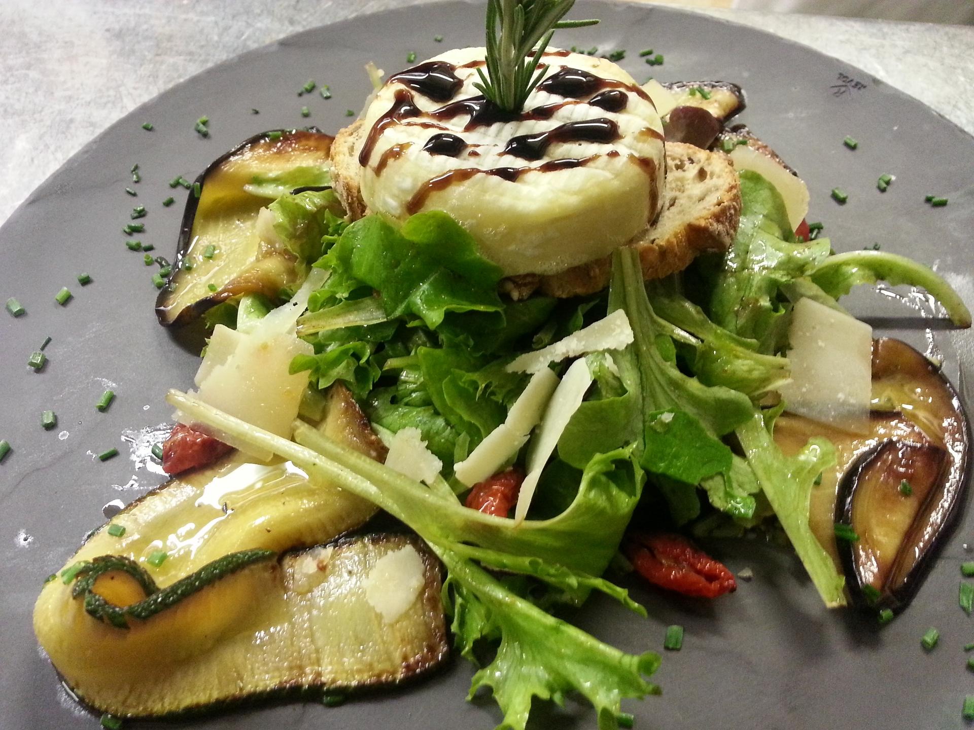Restaurant cannes produits frais de saison bella storia