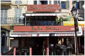 Restaurant italien Bella Storia cannes